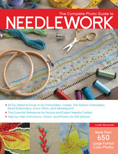 A needlepoint book from Creative Publishing International