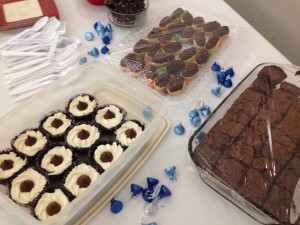 Tempting desserts!
