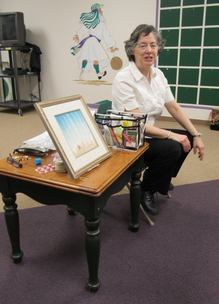 Designer Diane Herrmann
